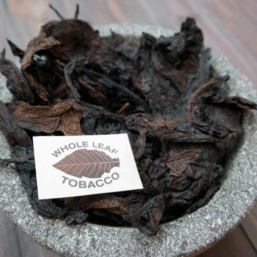 Latakia Tobacco in a bowl