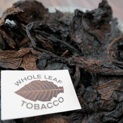 Latakia Tobacco, Closeup