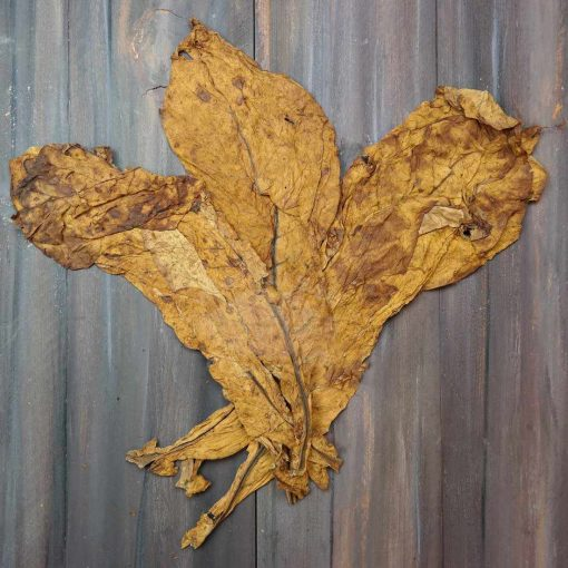 Flue Cured Virginia Red Leaf Unmanufactured Tobacco, 1lb