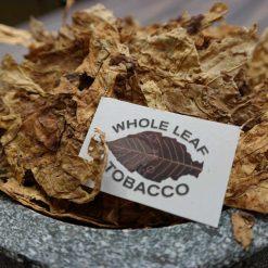Virginia Threshed Tobacco Flue Cured